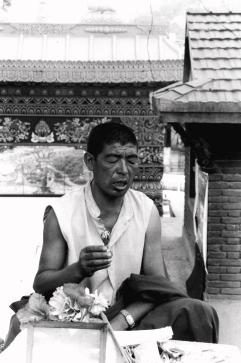 Buddhist monk