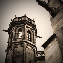 Tower & Gargoyle