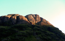 Dramatic Glen Coe