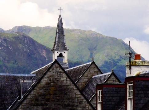 Village of Glen Coe