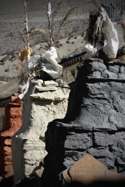 Burial Stupas