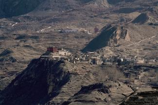 Sighting of Muktinath
