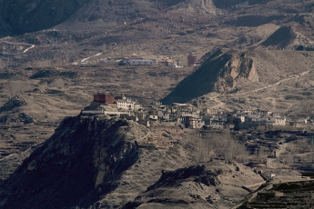 Sighting of Muktinath