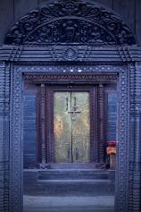 The central shrine of Sri Muktinath