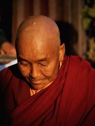 Old Buddhist Nun
