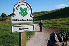 Kam at Malham cove