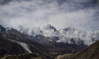Mountain range - HImalayas
