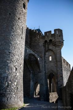 Imposing walls